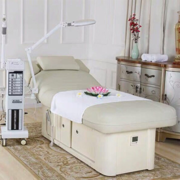 Beauty Salon Furniture Electric beauty facial Bed