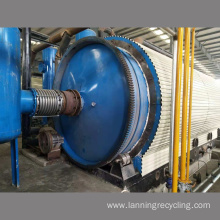On sale new technique waste tyre yrolysis plant
