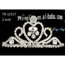 Wholesale Cheap Rhinestone Pageant Tiara