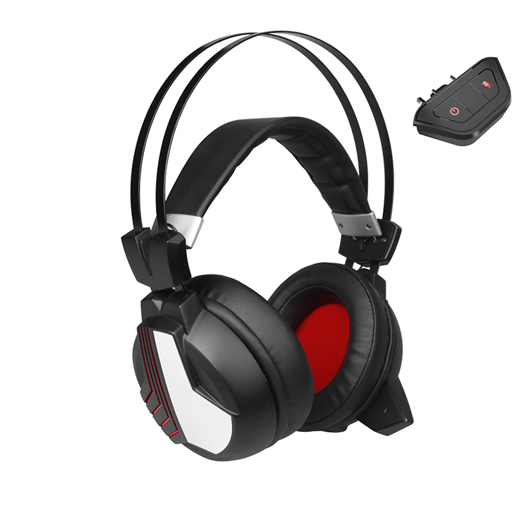 7.1 Channel LED 2.4Ghz Wireless Gaming Headset