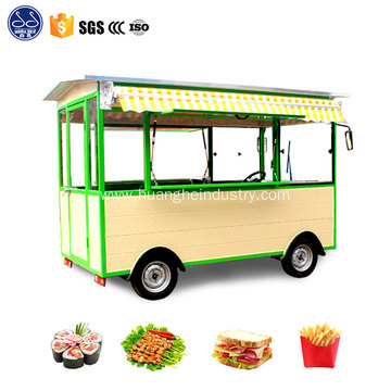 pizza food truck cost