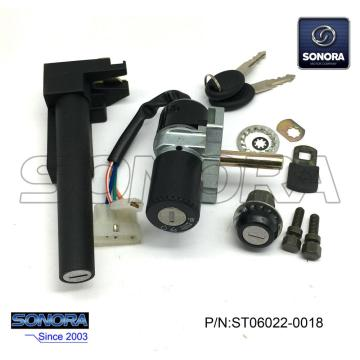 APRILIA SR Lock Set (P/N:ST06022-0018) Top Quality