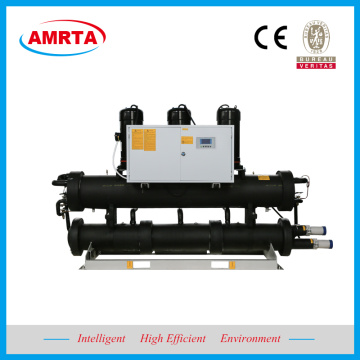 China for Glycol Brine Water Chiller Brine Water Cooled Scroll Chiller with Heat Recovery supply to Lebanon Wholesale