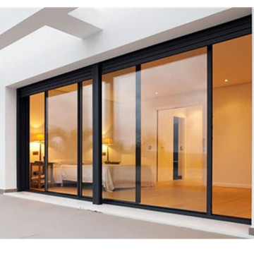 Lingyin Construction Materials Ltd Beautiful house Simple aluminium sliding  doors and Aluminum door and windows