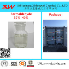 China Manufacturer for Formaldehyde Solution Formaldehyde Liquid with Best Price export to France Importers