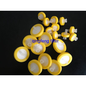 25mm PTFE Syringe Filter for Medical Supply