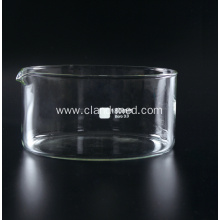 Europe style for for Reagent Bottle Clear Crystallizing Dish with Spout supply to Nepal Manufacturers
