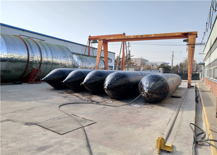 Rubber Marine Airbags