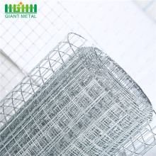 galvanized welded wire mesh for mining supporting