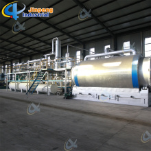 Professional Design for  Waste Tyre Pyrolysis Machine supply to Cape Verde Importers