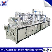2018 N95 Cup Mask After Process Making Machine