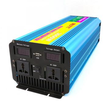 3000W Pure Sine Wave Bulid-in Controller Solar Inverter