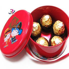 Luxury Chocolate Box Metal Tin Box