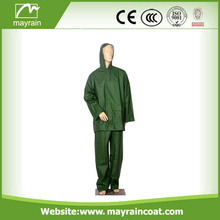 High Quality Adult PU Rain Suit