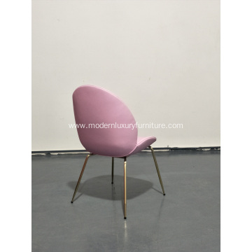Modern Furniture Upholstered Gubi Beetle Dining Chair Replica