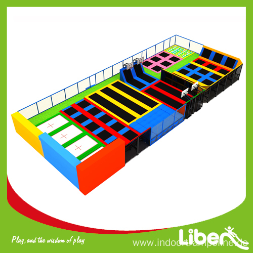 Customized high quality huge trampoline inflatable bouncer