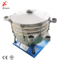 Rotary flour vibrating sifter machine