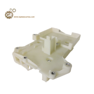 Charging bracket of car injection moulding