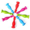 Silicone Pencil topper silicone chew toys