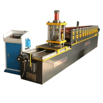 Light steel keel molding roll forming machine
