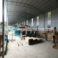 5hp Fully Automatic Core Dry Press Plywood Machine