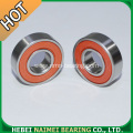 6001 2RS Bearings Red rubber sealed