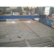 China for CNC Plasma Cutting Machinery CNC Plasma Cutting Machine export to Trinidad and Tobago Factory