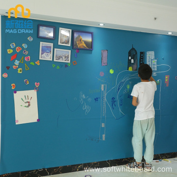Dry Erase Board Wall Sticker For Kid Room