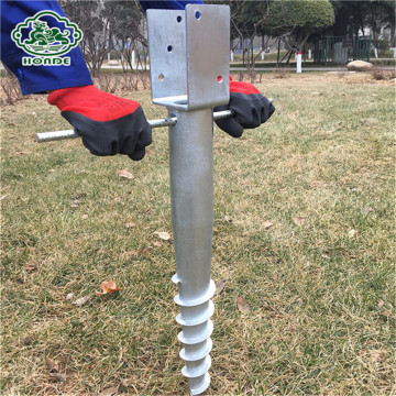Ground Screw Anchor Bunnings