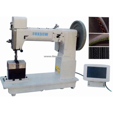 Post Bed Heavy Duty Ornamental Stitching Sewing Machine