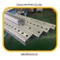 Cee Profiles Steel Roll Forming Machine