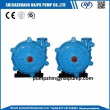 High head horizontal slurry pump model 4/3E-HH