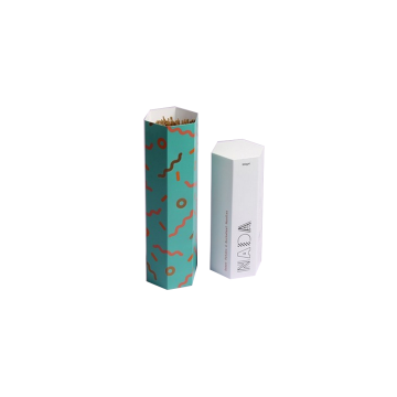Special Form Logo Cylinder Wholesale Packaging Box