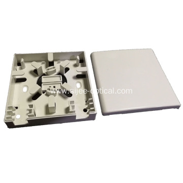 Optic Socket/Mini Fiber Optic face-plate