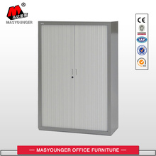 Middle Height Tambour Door Metal Cabinet