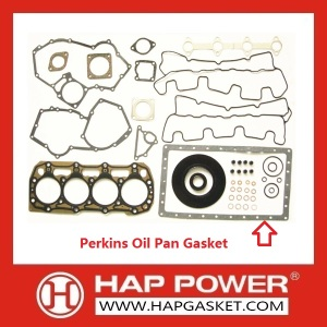 Factory supplied for Oil Pan Gasket Perkins Oil Pan Gasket export to Panama Importers