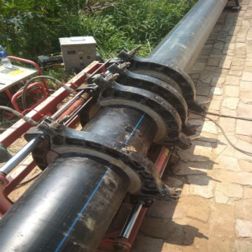 HDPE Plastic Pipe for Water Supply PE100