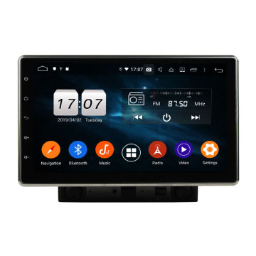 Android dsp 2din universal car dvd player