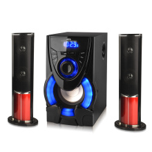 Factory directly sale for China Manufacturer of 2.1 Stereo Speaker,2.1 Speaker,2.1 Multimedia Speaker System,2.1 Bluetooth Speaker Wireless Bluetooth led bulb mini speaker export to Armenia Factories