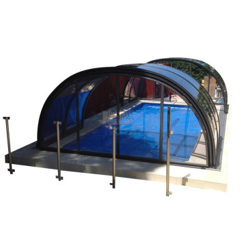 Screen Waterproof Netting Pool Enclosure Round