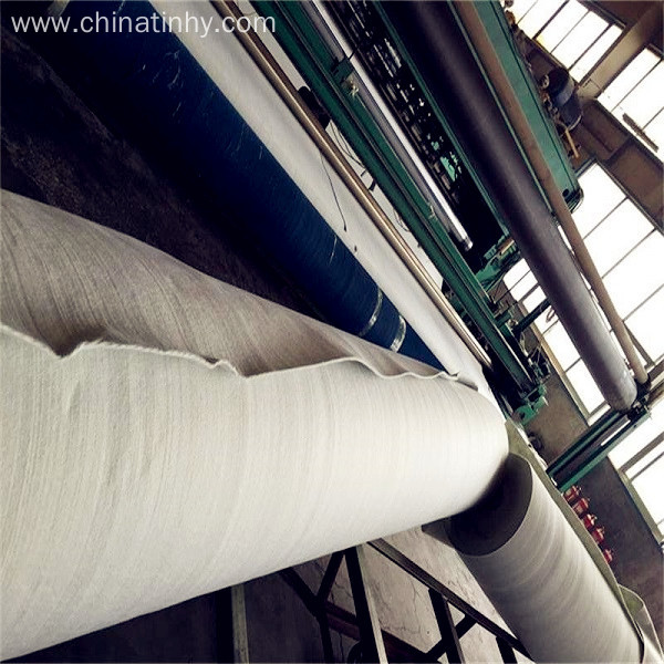 Hot Selling Nonwoven Needle Punched Geotextil