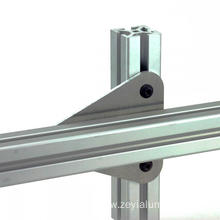 Anodized aluminum extrusion brackets for sale
