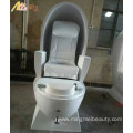 luxury spa salon pedicure chair with massage