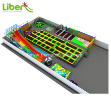 kids indoor trampoline for shopping mall
