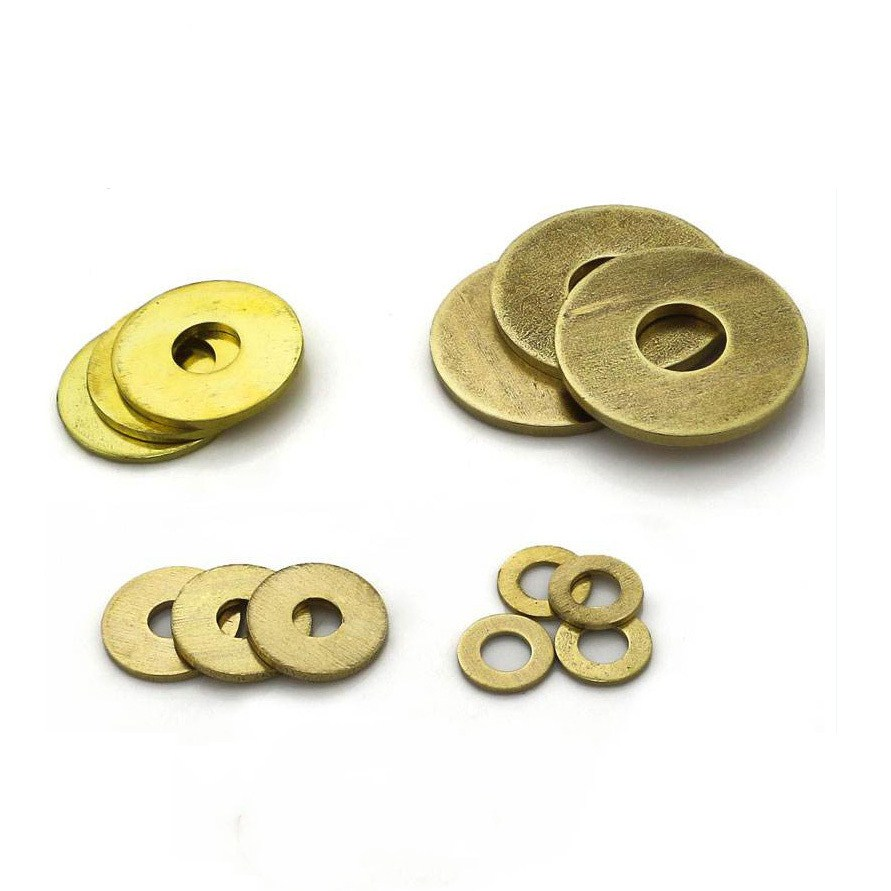 Haiyan Bafang Brass Flat Washer