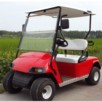 Hot sale electric golf cart 2 seats