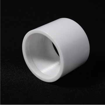 I-Precision Threaded Zirconium Oxyde Ceramic Tube