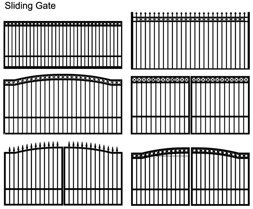 Fence type two