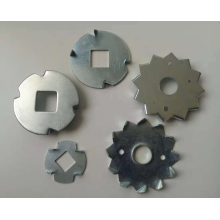 Stamped Washers for Wood