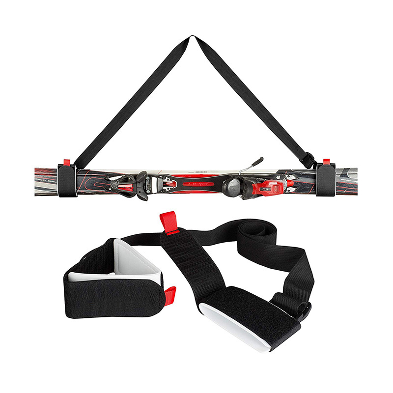 Ski And Pole Carrier Handle